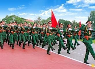 Quân nhân chuyên nghiệp là gì? Nguyên tắc tuyển dụng quân nhân chuyên nghiệp